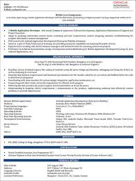 Ecommerce Resume Sample by 10 Android Developer Resume Templates Free Pdf Word Psd
