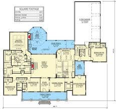 10 Car Garage Plans Luxurious Acadian House Plan With Optional Bonus Room 56410sm