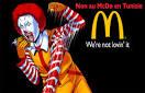 Pas de Mac Donald en Tunisie; je garde mon casse-croûte et mon ...