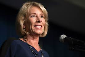 bethune cookman protests expected as betsy devos set to deliver