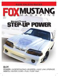 fox mustang magazine issue 3 by fox mustang magazine issuu