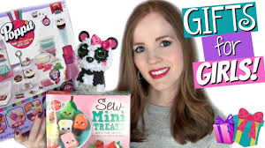 gifts for girls what i got my 12 year old for christmas youtube