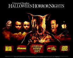 halloween horror nights 2017 universal studios universal city