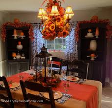 3 chandelier ideas for fall halloween u0026 thanksgiving the
