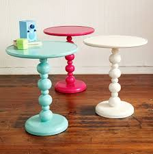 bright side tables colorful bedrooms room for young ones colorful
