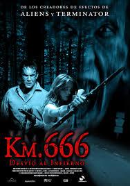 Km. 666 (Desvio Al Infierno)