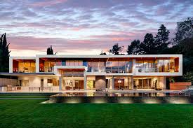 los angeles style homes house design plans