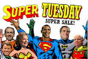 So this Tuesday is Super