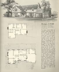 Vintage Home Design Plans Vintage House Plans 1970s English Style Tudor Homes Antique Idolza