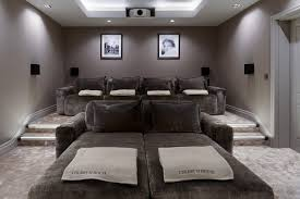 chicago home theater installation luxury home theatre with some rather special home cinema seating