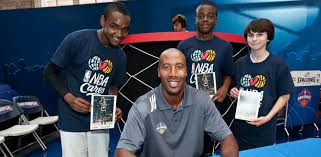 Last weekend, former San Antonio Spurs Bruce Bowen was on NBA ambassador duties in Europe. On our Facebook and Twitter we asked you to send through your ... - Bruce-Bowen-at-NBA-House