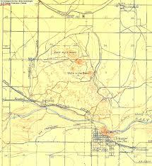 Phoenix Zoo Map by Maps Of Papago Park In Phoenix Arizona