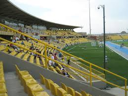 Estadio Jaime Morón León