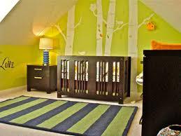 Nursery Room Theme Baby Nursery Fetching Green Unique Baby Nursery Room Decoration