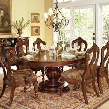 oval dining room sets for leetscom round ideas also tables 6