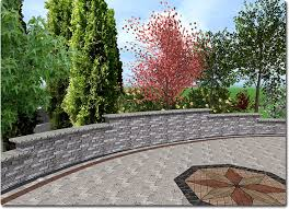 Adding A Retaining Wall - Landscape wall design