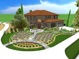 Front Garden Design Ideas Low Maintenance Modern Nice Design Of The Front Lawn Garden Can Be Decoration