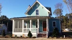 the sugarberry cottage christens our new pocket neighborhood