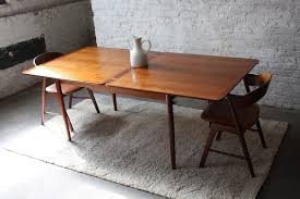 Teak Dining Room Table And Chairs by Dining Room Expandable Dining Room Table Round Expandable Dining