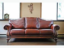 Leather Sofa Chaise by 25 Best Red Leather Couches Ideas On Pinterest Red Leather