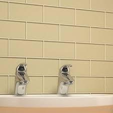 Cream Subway Tile Backsplash by Cream Glass Subway Tile 3