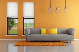 orange living room home design ideas youtube