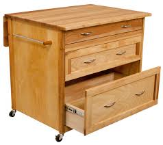 catskill craftsmen three drawer work center model 15216