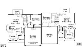 10 Car Garage Plans Country House Plans Krammer 60 022 Associated Designs