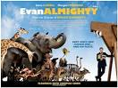 EVAN ALMIGHTY Movie Poster #4 - Internet Movie Poster Awards Gallery