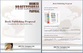 Editable Printable Proposal Templates   Part