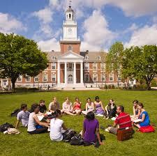 Johns Hopkins University  Office of Undergraduate Admissions Johns Hopkins University