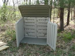 Rubbermaid Garden Tool Storage Shed by Tool Box The Reluctant Forester