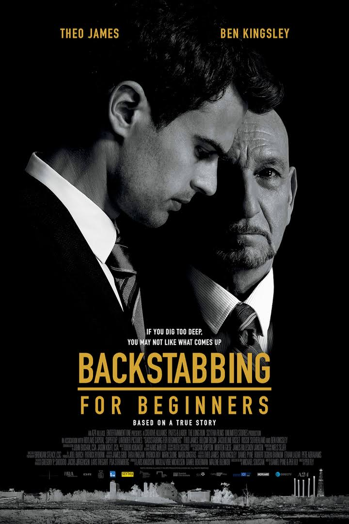 BACKSTABBING FOR BEGINNERS (2018) Full movie Download