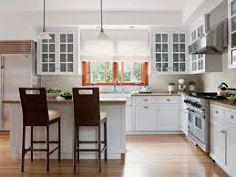 Creative Kitchen Ideas by Creative Kitchen Window Treatments Hgtv Pictures U0026 Ideas Hgtv