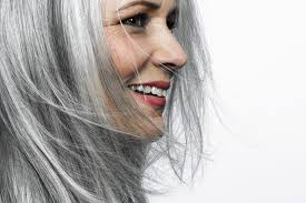 Shampoo For Black Colored Hair Ditching Dye How To Go Gray Gracefully Chicago Tribune