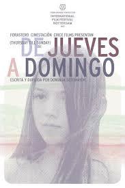 De jueves a domingo (2012) [Latino]