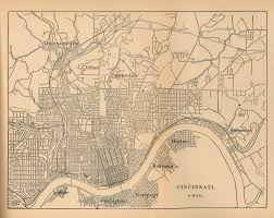 Van Wert Ohio Map by Hamilton County Ohio Genealogy Family History Resources