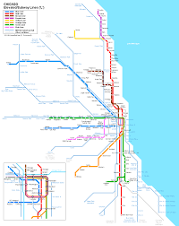 Chicago Suburbs Map Large Chicago Maps For Free Download And Print High Resolution
