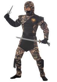 Kids Skeleton Halloween Costume by Ninja Costumes Kids Ninja Halloween Costume