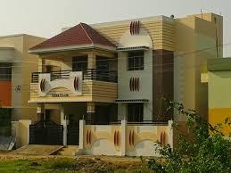 beautiful front elevation house design by ashwin architects modern