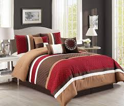 Red King Comforter Sets Bedding Oversized King Comforter Sets Canada Home Design Ideas