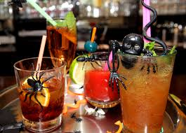 put some spirits into your halloween cocktails manjr