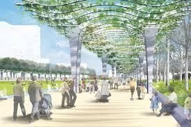 Urban Landscape Design by 2012 Aila National Landscape Architecture Award Urban Design