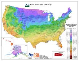 Washington Dc Usa Map by Usda Hardiness Zone Finder Garden Org