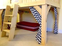 Plans For Building Bunk Beds by Ana White Clubhouse Bed Diy Projects