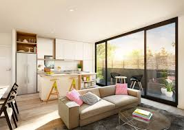 23 open concept apartment interiors for inspiration small