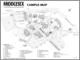 Bc Campus Map Middlesex County College Maplets