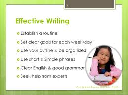 How to write the dissertation SlideShare          Effective Writing