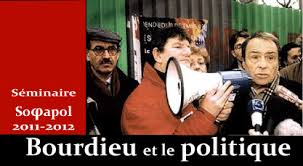 """sophiapol - Delphine Mondout. Enregistrements des séances du séminaire """"Bourdieu et le politique"""", organisé par Philippe Combessie, Stéphane Dufoix, ... - Bandeau-séminaire-Bourdieu-2011"""