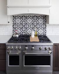 Tiling A Kitchen Backsplash 2 110 Likes 35 Comments Cement Tile Shop Cementtileshop On
